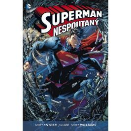 Snyder Scott, Lee Jim: Superman - Nespoutaný