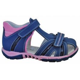 Protetika Dívčí sandály Karmen 29 modré