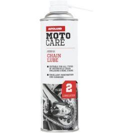 AUTOLAND Sprej, mazivo na motocyklové řetězy, 500 ml, bezbarvý