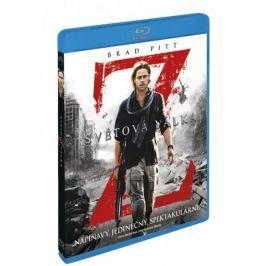 Světová válka Z   - Blu-ray