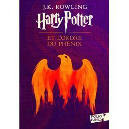 Rowlingová Joanne Kathleen: Harry Potter 5: Harry Potter et l´Ordre du Phénix