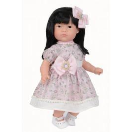 Nines Tai panenka černé vlasy 45 cm