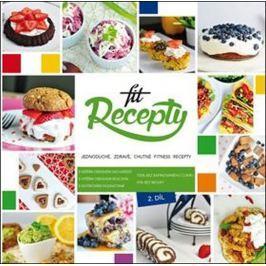 Wagnerová Lucia: Fit Recepty 2 - Jednoduché, zdravé, chutné fitness recepty