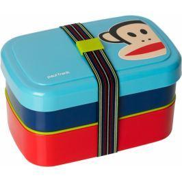 Paul Frank svačinový box Piknik modrá