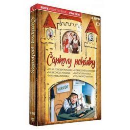 Čapkovy pohádky  (5DVD)   - DVD