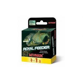 MIVARDI Vlasec Royal Feeder Green 200 m 0,165 mm, 3,2 kg