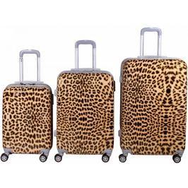 9a0ca96658a98 Detail zboží · Leonardo Sada kufrů Leopard Print