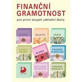 Jakeš Petr: Finanční gramotnost pro první stupeň ZŠ Učebnice