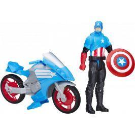 Avengers Captain America s motorkou