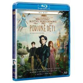 Sirotčinec slečny Peregrinové pro podivné děti   - Blu-ray