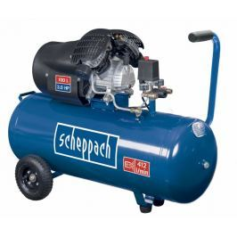 Scheppach Olejový kompresor HC 100 DC