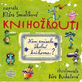 Smolíková Klára: Knihožrouti - Kam zmizela školní knihovna