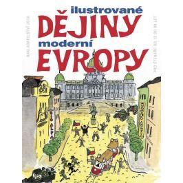 Liang Hsi-Huey: Ilustrované dějiny moderní Evropy
