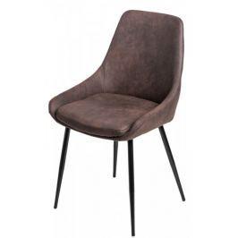 Mørtens Furniture Jídelní židle Sweden, tmavě hnědá