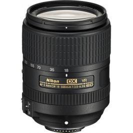 Nikon Nikkor 18-300mm / F3,5-6,3G ED VR AF-S DX - II. jakost