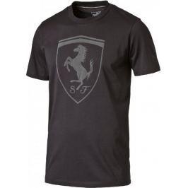Puma Ferrari Big Shield Tee Moonless Night S
