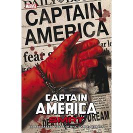 Brubaker Ed, Epting Steve: Captain America - Smrt