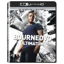 Bourneovo ultimátum   (2 disky) - Blu-ray + 4K ULTRA HD