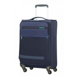 American Tourister Herolite 56, modrá