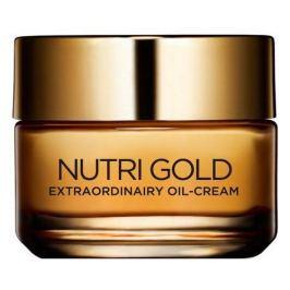 L'Oréal Denní vyživující krém s mikro-perličkami oleje Nutri-Gold 50 ml