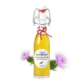 Soaphoria Organický kosmetický olej Ostropestřecový (Milk Thistle Oil) (Objem 50 ml)