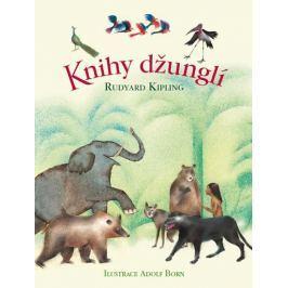 Kipling Rudyard: Knihy džunglí