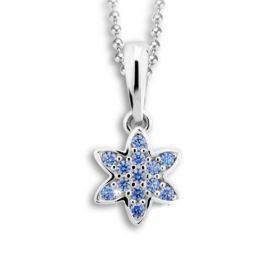 Cutie Jewellery Přívěsek C2206-40-70-X-2 zlato bílé 585/1000
