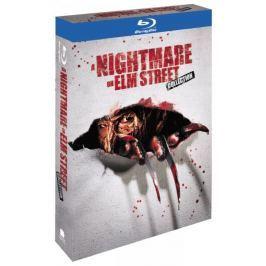 Noční můra v Elm Street 1-7.  (4BD+1DVD s bonusy)   - Blu-ray