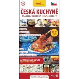 Stupka Petr, Eliášek Jan: Česká kuchyně - kapesní průvodce/česky