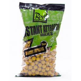 ROD HUTCHINSON Boilies Instant Attractor Banana Supreme 1 kg, 14 mm