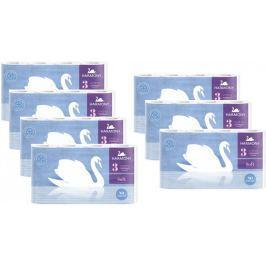 Harmony Toaletní papír Soft 3-vrstvý 7 x 8 rolí
