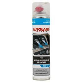 AUTOLAND Čistič klimatizace, antibakteriální sprej, 400 ml