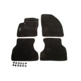 MAMMOOTH Koberce textilní, Ford Focus II 2004-2011, černé, sada 4 ks