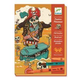 Djeco Výtvarná sada Pirátská banda