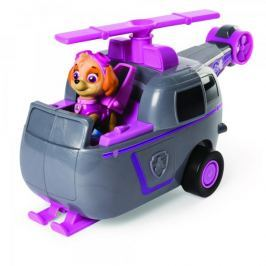 Spin Master Paw Patrol Rychle měnící se vozidlo šedá