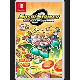 Sushi Striker: The Way of Sushido (SWITCH)