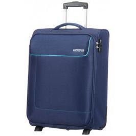 American Tourister Funshine 55, modrá - II. jakost