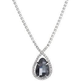 Preciosa Třpytivý náhrdelník Everlasting Love 2387 40