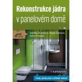 Lhotáková  a kolektiv Zdeňka: Rekonstrukce jádra v panelovém domě