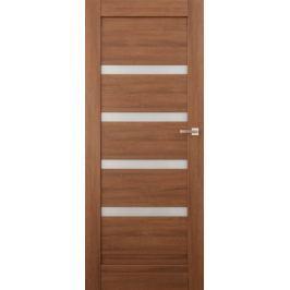 VASCO DOORS Interiérové dveře EVORA kombinované, model 4, Dub sonoma, A