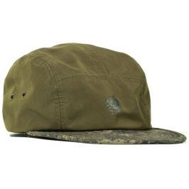 Nash Kšiltovka ZT 5 Panel Cap Green