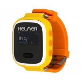 Helmer Chytré hodinky s GPS lokátorem LK 702 žluté