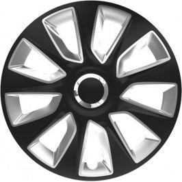 Versaco Poklice STRATOS RC Black/Silver sada 4ks 13