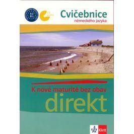 Čwikowska B., Jaroszewicz B.: Direkt - K nové maturitě bez obav - Cvičebnice německého jazyka
