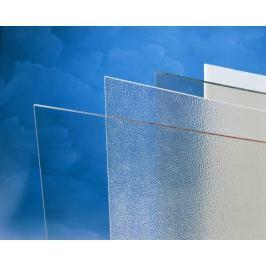 LanitPlast Polykarbonát plný  1 mm čirý 1,25x2,05 m