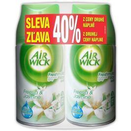 Air wick Freshmatic Max náplň Bílé květy 2x 250 ml