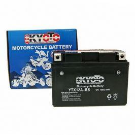 Baterie KYOTO 12V 10Ah  YT12A-BS (dodáváno s kyselinovou náplní)