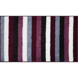 GRUND Česká koupelnová předložka, BARCELONA 80x140 cm, fialová