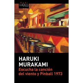 Murakami Haruki: Escucha la canción del viento y Pinball 1973