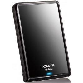 Adata HV620 1TB, černá (AHV620-1TU3-CBK)